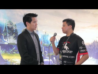 (Interviews) Panel: Merlini @ The International 2015