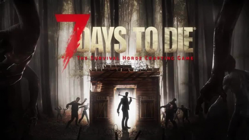 7 Days to Die Valmod Pack A16.3 пакет Overhaul возвращение в зомби апокалипсис