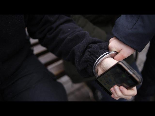 Поліція України У Кривому Розі шахраї відбирають телефони у дітей