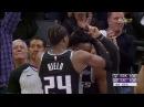 De' Aaron Fox Game-Tying Buzzer-Beater | Nets vs Kings | March 1, 2018 | 2017-18 NBA Season