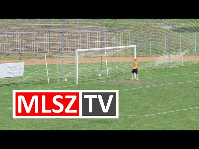 Szegedi AK Kóka FNLA 0 2 JET SOL Liga 2 forduló MLSZ TV