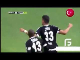 Beikta 2-0 Baakehir | Mario Gomez'in Golleri