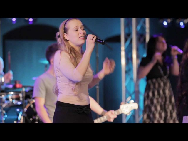 Он Был и Есть - Great I Am (LIVE) NB Church