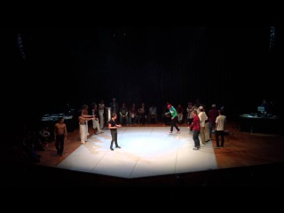 Local Dance Heroes Kln Cologne  Capoeira vs. Hip Hop Dance Battle