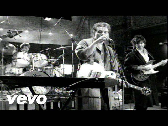 Cutting Crew - (I Just) Died In Your Arms (Official Video)