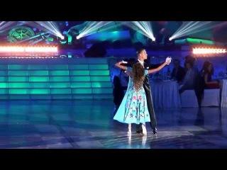 Sergey Konovaltsev & Patricija Belousova, show waltz