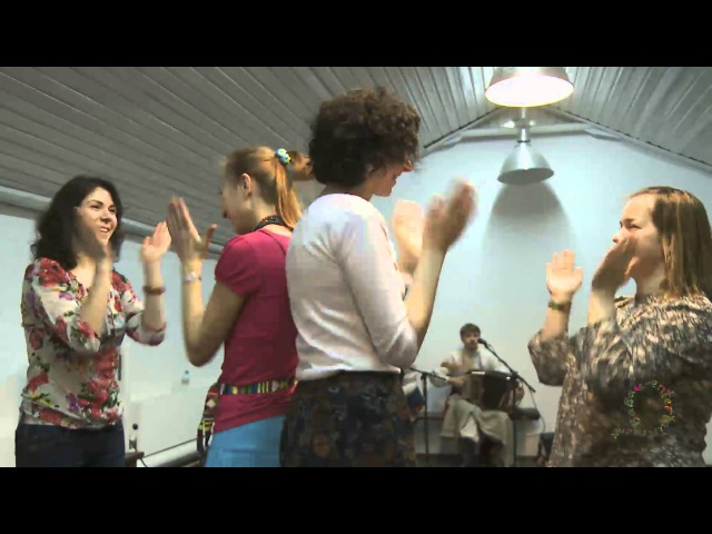 Школа традиционного танца Ильи Фетисова (Божичи, Киев) - мастер-класс по украинским танцам