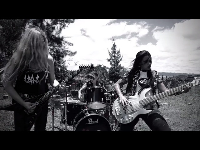 NERVOSA - Death (Official Video) | Napalm Records