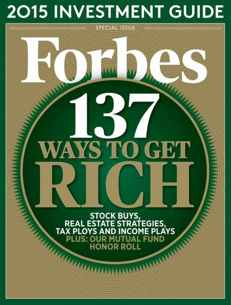 Forbes - June 29 2015 USA