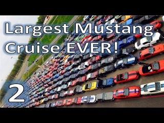 50th Anniversary Mustang Cruise - Part 2