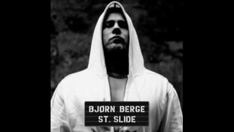 Bjørn Berge Black Jesus