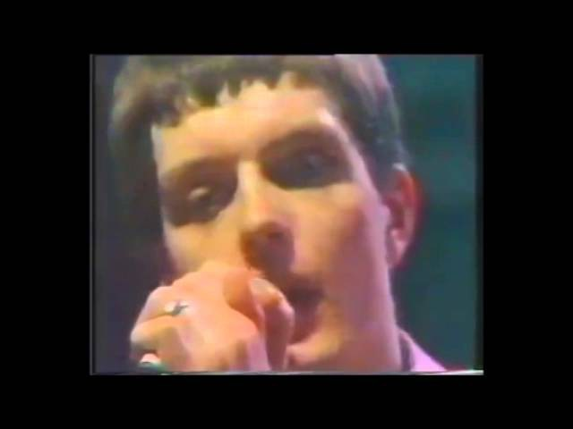 Joy Division Shadowplay Live 1978 on So it goes