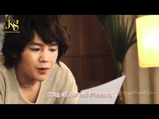 [Vietsub] Shufoo CF Jang Keun Suk sáng tác bài hát Lyrics HD720p JKSVN