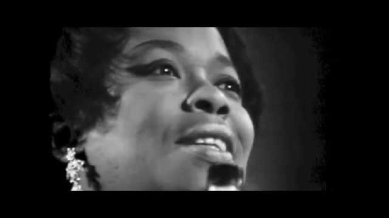 Sarah Vaughan ft The Bob James Trio The Shadow Of Your Smile Live from Sweden 1967