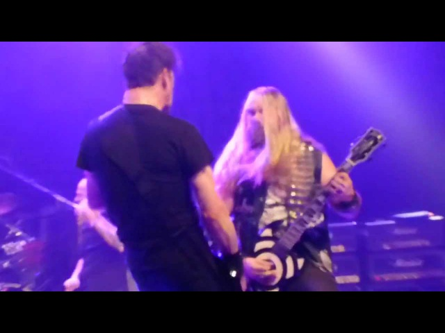 Bass Player Live! Zakk Wylde,Corey Taylor,Jason Newsted War Pigs @The Fonda Theatre 11-9-2013