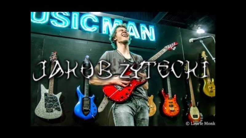 Jakub Żytecki: Lydians Arrival - Ernie Ball / Music Man NAMM 2014