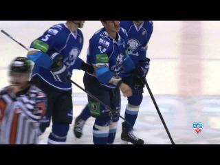 Бой КХЛ: Грэттон VS Свитов / KHL Fight: Svitov beats Gratton