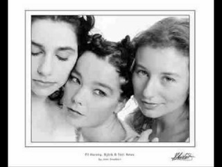 Tori Amos, Bjork, PJ Harvey, Massive Attack (mix) - Dissolved by the water all these years