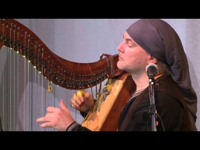 Концерт Элизбара Alizbar Кельтская арфа