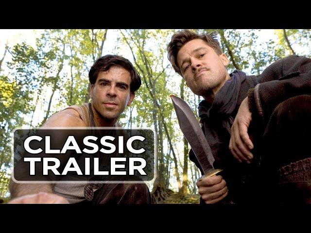 Inglourious Basterds Official Trailer 1 Brad Pitt Movie 2009 HD