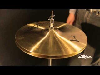 "Zildjian Sound Lab - 14"" Quick Beat HiHats"