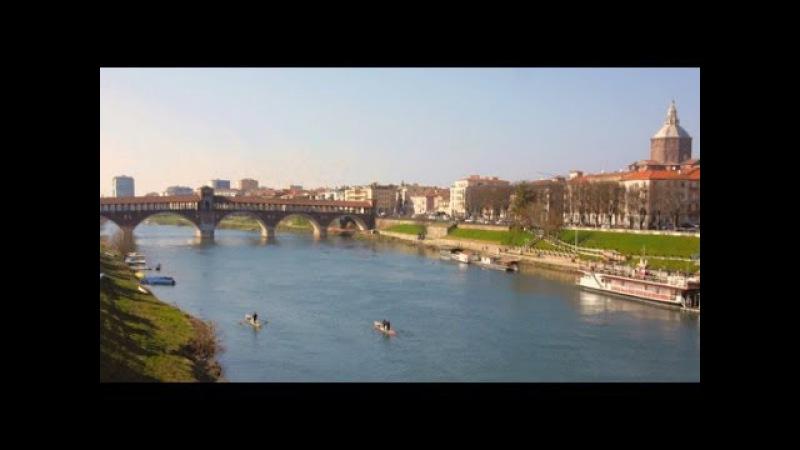 Benvenuti a Pavia Welcome to Pavia