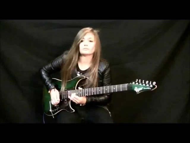 Tina S performs a stunning rendition of The Loner by Gary Moore
