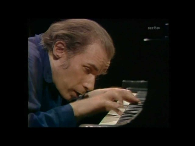 Glenn Gould-J.S. Bach-Partita No.4 D major-part 1 of 2 (HD)