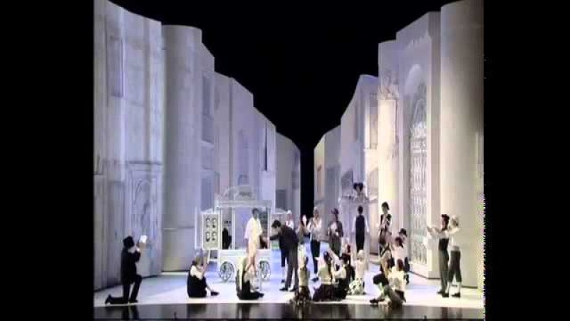 The Barber of Seville Figaro's Aria