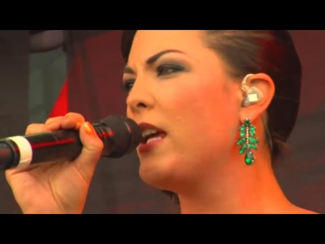 Caro Emerald Live A Night Like This @ Sziget 2012