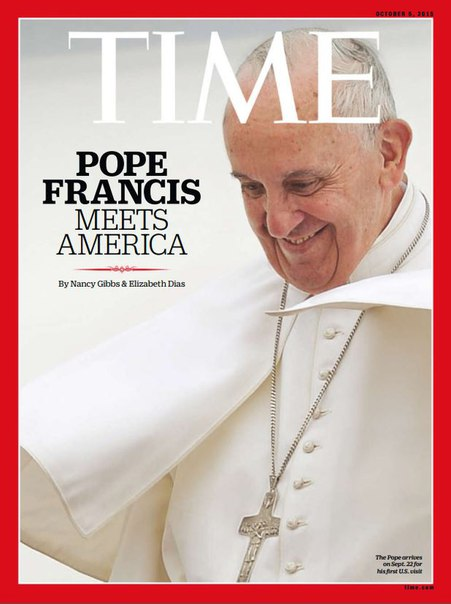 Time Magazine - October 5 2015