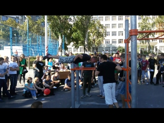 """Workout-city"" 3-е место Кочетков Максим - 661 баллов"