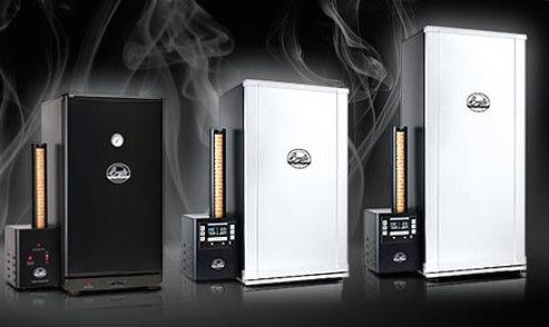Ассортимент продукции Bradley Smoker