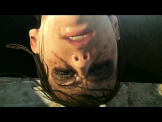 Metal gear solid v the phantom pain (quiet rape scene)