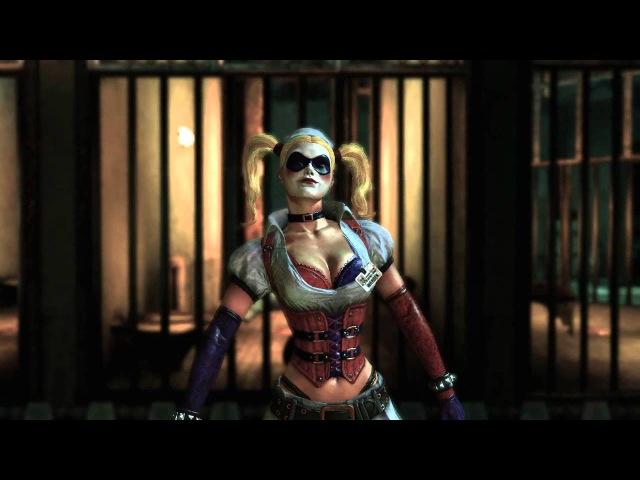 Batman: Arkham Asylum (The Movie)