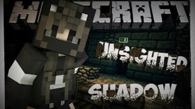 СТРАШНАЯ ХОРРОР КАРТА Minecraft UNSIGHTED SHADOW 1