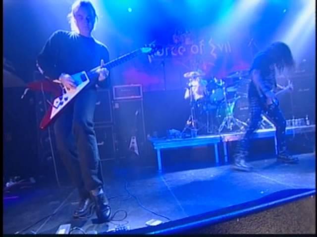 Force of Evil - Evil Comes... Alive (Live in Stockholm 29/11/2003)