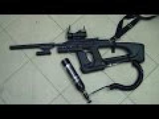 Пистолет пулемёт Дрозд мр-661/Blackbird mp-661k