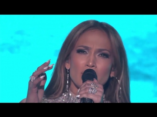 Jlos Reign - Jennifer Lopez - Diamonds and Locked Out of Heaven - Live American Idol