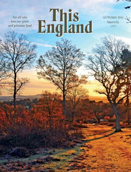 This England - Autumn 2016
