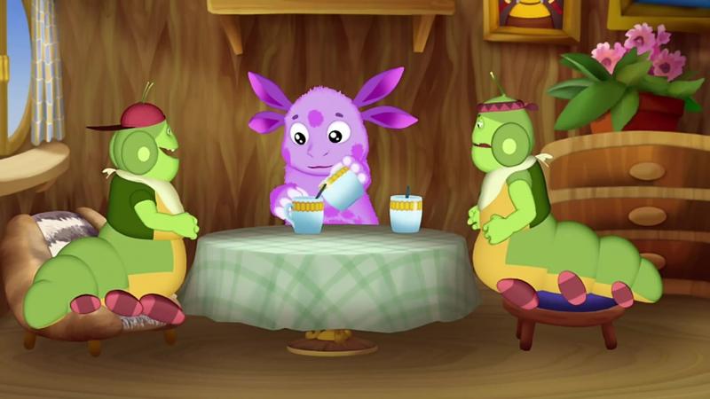 390 Лунтик и его друзья 390 серия Солёный чай