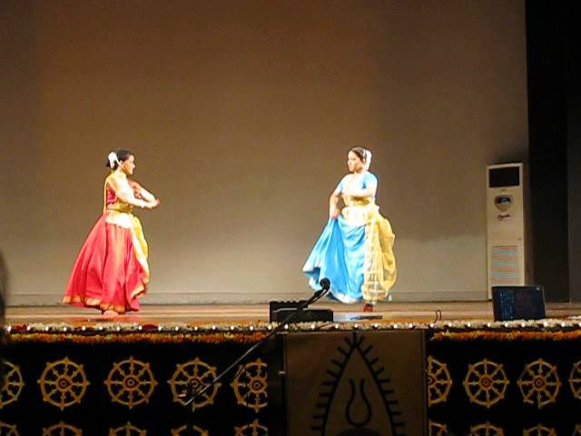 Kathak Duet Performance at LSR Spic Macay