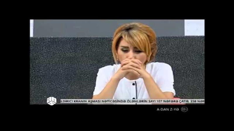 Resad Ezizov Ben insan Deyilmiyim A dan Z ye 12 09 2015