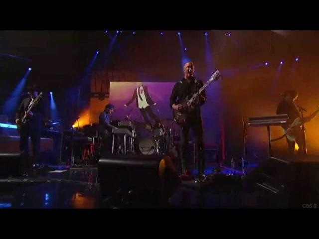 QOTSA I Appear Missing Live On Letterman