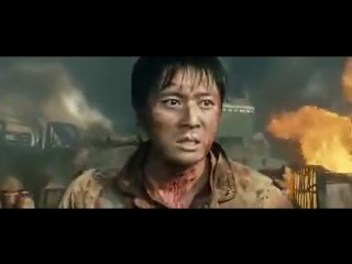 Japanese imperial army vs soviet tanks (episode from korean film my way)