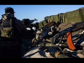 Эксклюзив Бой в Спартаке Ольхон Репортаж 16 04 ДНР War in Ukraine