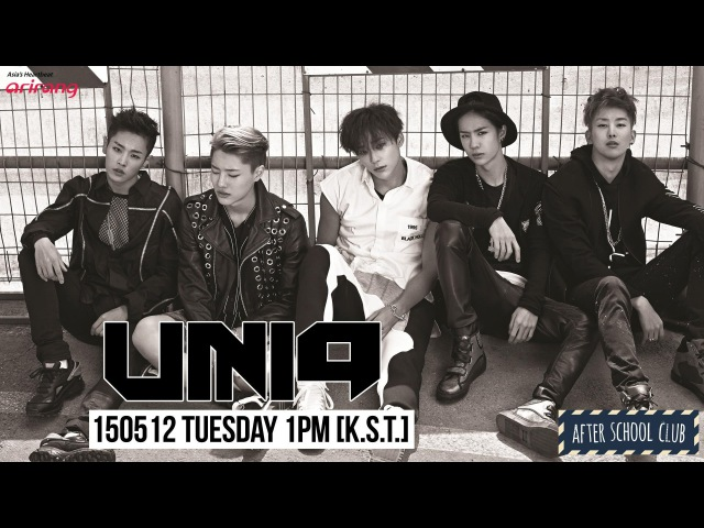 After School Club Ep159 Live on May 12 1PM KST UNIQ 유니크 EOEO