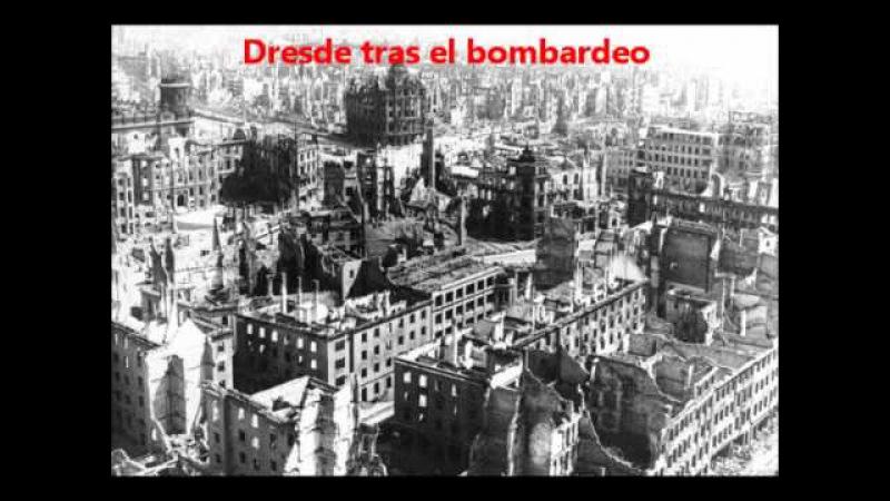 El bombardeo de Dresde 13 15 febrero de 1945
