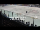 Youth Hockey Coach throws Garbage Can Onto Ice, Cleans Up His Own Mess