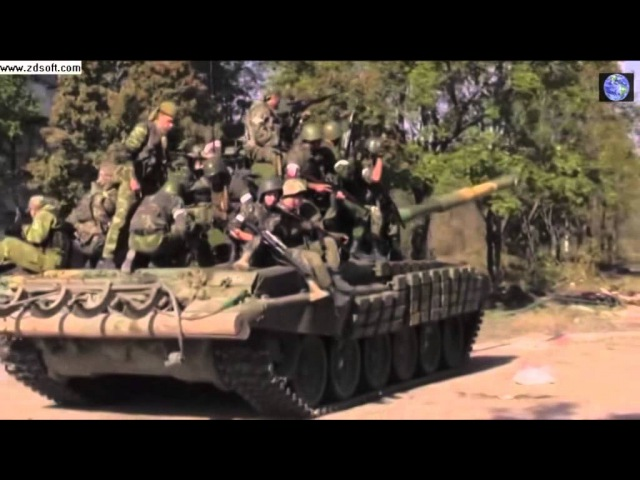 Лезгинка в Новороссии Чикчирики